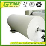 Revestimento de luz 50gsm, Papel de sublimação de Secagem Rápida para a impressão de têxteis