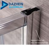 Het Profiel van het aluminium voor het Frame van het Glas van Encloser van de Schuifdeur van de Douche van de Badkuip