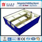 Vorfabrizierter modularer Behälter