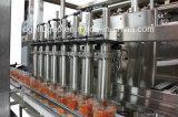 Automática lineal Ketchup Pistón Máquinas de llenado