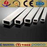Sección de la depresión del acero inoxidable de Tp316/Tp316L/fabricante rectangular del tubo/del tubo