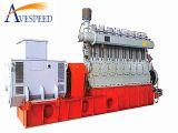 комплект генератора природного газа 200kw-1000kw/комплект производить