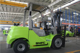 Chariot élévateur de LPG d'essence de Snsc Carretilla Elevadora 3tons