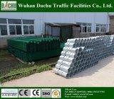도로 안전 방벽 간격 장치와 포스트