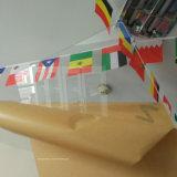 Freies transparentes gestempelschnittenes Acrylblatt