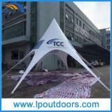 Шатер тени звезды напольный рекламировать шатра выставки