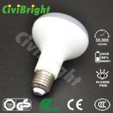 Warm White 6W R50 Plástico de alumínio LED Reflector Lamp