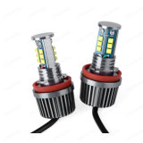 L'angelo di H8 120W LED Eyes l'indicatore per il faro DRL Canbus dell'indicatore dell'automobile LED di BMW X5 X6 il M3 Z4 E90 E91 E92