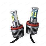 H8 120W LEDの天使はBMW X5 X6 M3 Z4 E90 E91 E92車LEDのマーカーのヘッドライトDRL Canbusのためのマーカーを注目する