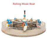 El Equipo de Parque de Atracciones Atracciones Juegos Juego de paseo en barco de la música de rodadura