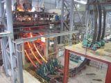 鋼鉄鋼片の連続鋳造の足車