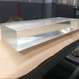 200mmは印刷の風防ガラスアクリルシートのプレキシガラスを投げた