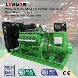 Sortie triphasée refroidi par eau 200kw générateur de biogaz