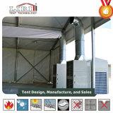 Liri tenda AC com os dutos de ar para a tenda de eventos ao ar livre