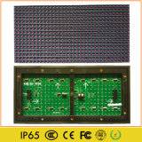 Programable de Color único mensaje de móvil de la junta de la unidad de LED