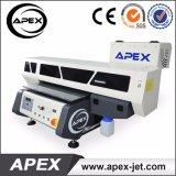 Nouvelle imprimante scanner à plat UV UV4060 de réglage de hauteur automatique de l'imprimante de bureau, imprimez sur des autocollants de voiture
