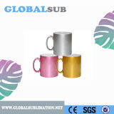 11oz Pink Sublimation Sparking Mug