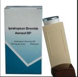 Ipratropium 부롬화물 흡입 연무질 콜린억제제 기관지 확장제
