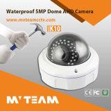Vandal-Proof IK10 híbrido de cámara de seguridad en Domo Ahd Cvi Tvi Mvt-Ah las cámaras de 5MP26s