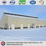 Sinoacme Сборные стальные конструкции здания выбросов парниковых газов