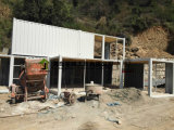 Edifício de aço pré-fabricado para viver