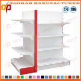 Form-Puder-Beschichtung-Maschendraht-Rückplatten-Supermarkt-Regal (Zhs138)