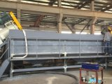 Impianto del film di materia plastica e macchina di lavaggio di riciclaggio