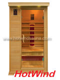 2016 Salle de Sauna Infrarouge sauna en bois pour 1 personnes (SEK-DP1)