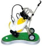 Titular de la pluma de golf