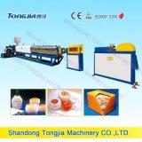 Máquina que hace espuma de la marca de fábrica de Tongjia--Estirador de la red de la fruta de la espuma del PE