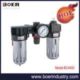 良質のエアー・フィルタの調整装置ルブリケーターコンバイナー(BC4000)