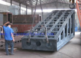 Ferro de molde T-Entalhado/placas de ângulo de aço