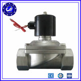 Пневматические клапаны соленоида воды клапана соленоида нержавеющей стали 12V модулирующей лампы
