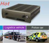 차 또는 차량 4 채널 이동할 수 있는 Hdcvi 비디오 녹화기 (MCVR5104)