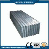 Coprire lo strato ondulato d'acciaio galvanizzato del tetto per costruzione
