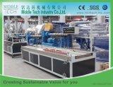 Plástico PVC/PE  Porta do indicador/maquinaria da extrusora perfil da selagem