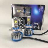 Venta caliente de alta potencia 40W H4 T3 LED de los faros delanteros de la luz de coche