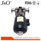 Самый лучший популярный мембранный клапан Saniary с пластичным приводом