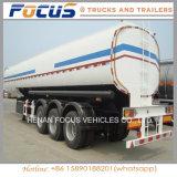 du volume 41cbm de camion-citerne remorque de camion semi pour le transport de Bituman