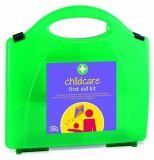 子供の救急箱か学校の救急箱または学生の救急箱