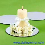 Piatto dello specchio della candela (DLMR007)