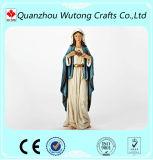 De Decoratie van Mary Statue Polyresin Material Garden van de Vrouw van de Mensen van de liefde