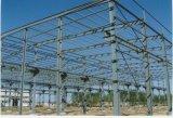 Structure de acero Building (almacén, taller, hangar, supermercado, aves de corral)