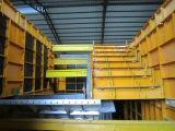 Système de coffrage d'armature en acier de plancher