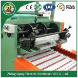 El papel de aluminio y papel de silicio Máquina de Corte y rebobinado de PE