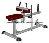Elevación de gemelo sentado comercial peso libre Gimnasio/equipos de gimnasio con SGS