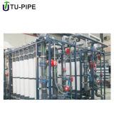 Membranen-Filter der Reinigungsapparat-Wasserbehandlung-Systemanlagen-PVDF uF