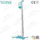Antena do mastro de elevação hidráulica de elevação da plataforma de trabalho (altura máxima de 8 m)