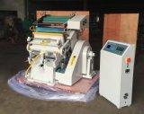 Lámina caliente de alta calidad de la máquina de estampación