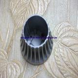 La precisión a presión la cubierta de la fundición LED/la aleación de aluminio a presión piezas de la fundición